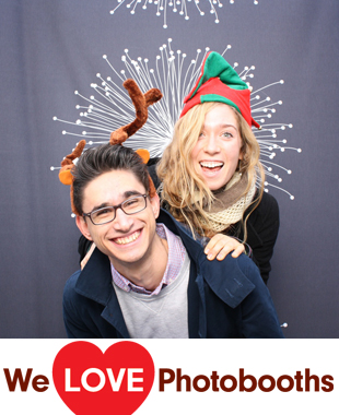 Wynn Commons (outside area of Houston Hall) Photo Booth Image