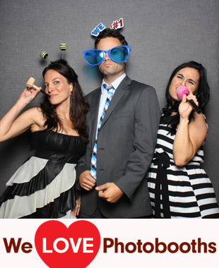 Intercontinental Boston Photo Booth Image