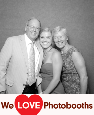 New York Photo Booth Image from The Garrison in Garrison, New York