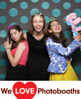 Palm House, Brooklyn Botanic Gardens Photo Booth Image