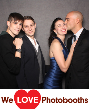 NY Photo Booth Image from Provocateur at the Gansevoort Meatpacking Hotel in New York, NY