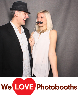 Provocateur at the Gansevoort Meatpacking Hotel Photo Booth Image