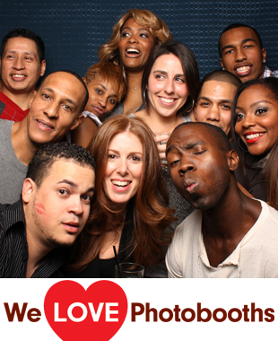 Lucky Strike Photo Booth Image
