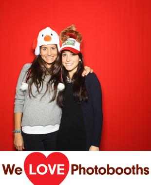 NY Photo Booth Image from Company Bar in New York, NY