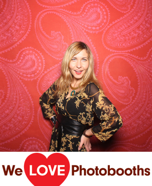 Webster Hall Photo Booth Image