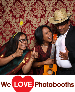 NJ Photo Booth Image from Inn at Fernbrook Farms in Chesterfield, NJ