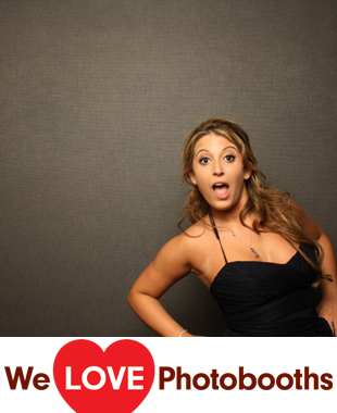 The Wilshire Grand Hotel Photo Booth Image