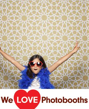 NY Photo Booth Image from Skylight One Hanson in Brooklyn, NY