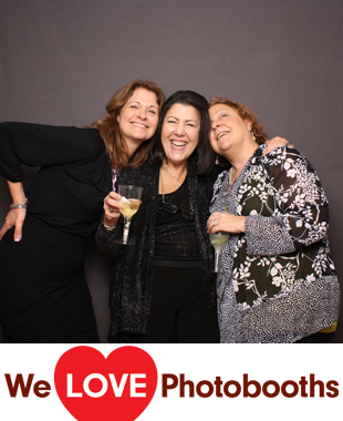 PA Photo Booth Image from Private Residence in Philadelphia, PA