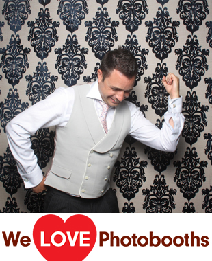 Brooklyn Botanic Gardens, The Palm House Photo Booth Image