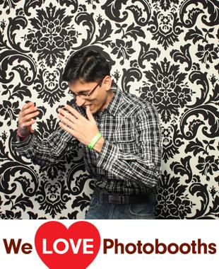 NYU Poly Photo Booth Image