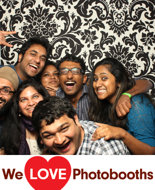 NY Photo Booth Image from NYU Poly in Brooklyn, NY