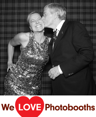 NY Photo Booth Image from The Union League Club in New York, NY