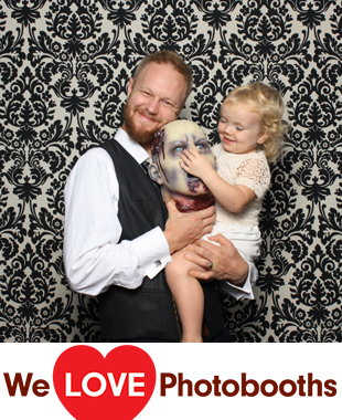 PA  Photo Booth Image from Ash Mill Farm in Holicong, , PA