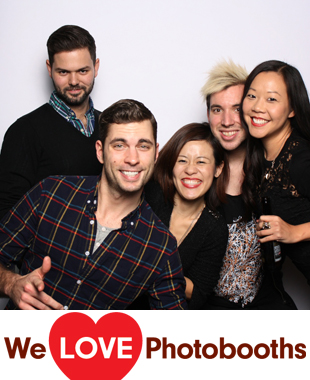 NY  Photo Booth Image from Spin New York in New York, NY