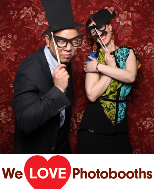 NJ Photo Booth Image from The Chelsea Hotel in Atlantic City, NJ