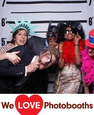 James Michener Art Museum Photo Booth Image