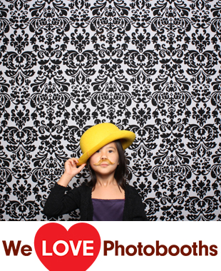 Land's End Catering Hall Photo Booth Image