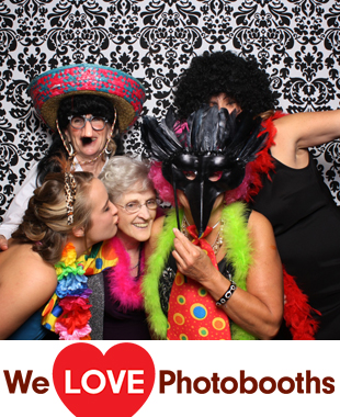 NY Photo Booth Image from Land's End Catering Hall in Sayville, NY