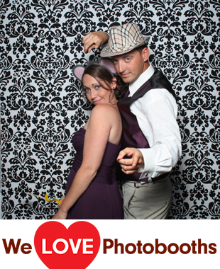 NJ Photo Booth Image from Eagle Ridge Golf Club in Lakewood, NJ