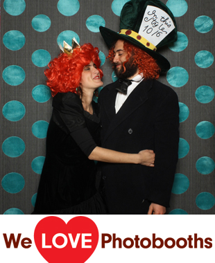 CAY Purim Party Photo Booth Image
