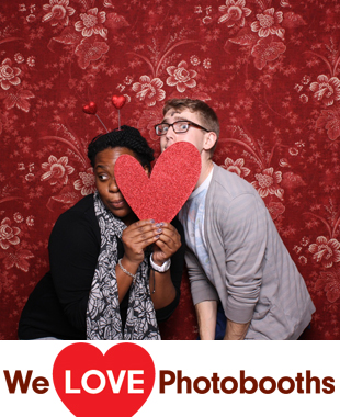 PA  Photo Booth Image from Bodek Lounge, Houston Hall, in Philadelphia, PA