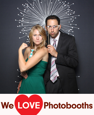 The PowerHouse Arena Photo Booth Image