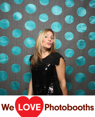 NJ  Photo Booth Image from Northern Lights Salon in Clark, NJ
