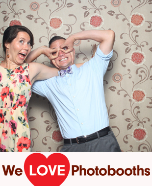 Pearl S. Buck Estate Photo Booth Image