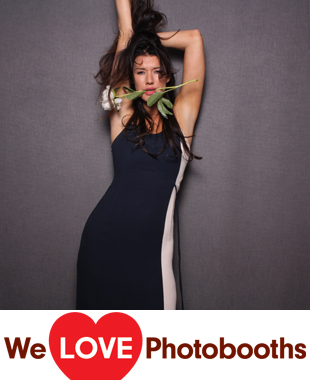 Williamsburg Firehouse Space Photo Booth Image