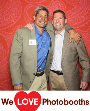 Brooklake Country Club Photo Booth Image
