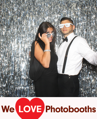 NJ Photo Booth Image from Seasons Catering in Washington Towns, NJ