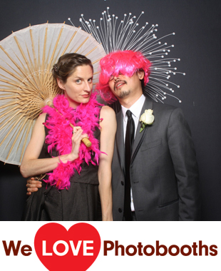 NY Photo Booth Image from Guastavino's in New York, NY