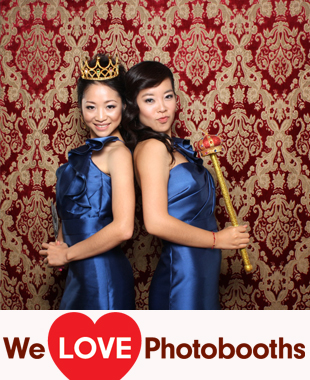 St. Regis Hotel Photo Booth Image