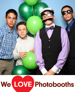 NJ Photo Booth Image from The Colonia Country Club in Colonia, NJ