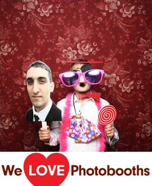 NY Photo Booth Image from The Woodlands at Woodbury in Woodbury, NY