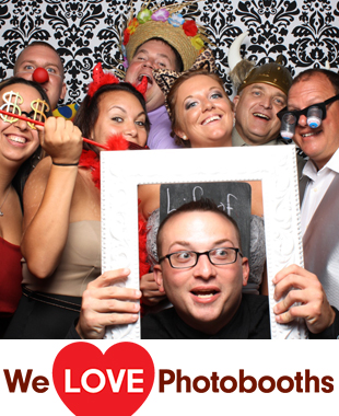 DE Photo Booth Image from The Rockwood Carriage House in Wilmington, DE