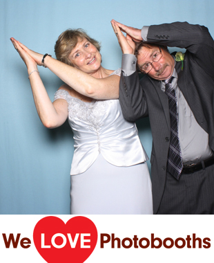 Stirling Guest Hotel Photo Booth Image