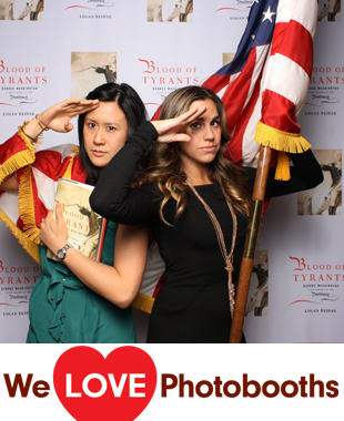 Federal Hall Photo Booth Image