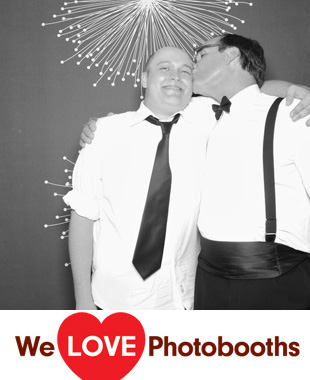 NY Photo Booth Image from Helen Mills Event Space in New York, NY