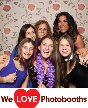 NY Photo Booth Image from Paramount Country Club in New City, NY