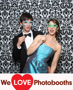 NY Photo Booth Image from The Seawane Club in Hewlett Harbor, NY