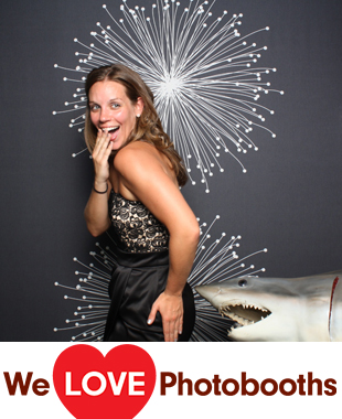 NJ Photo Booth Image from Lambertville Boat Club in Lambertville, NJ