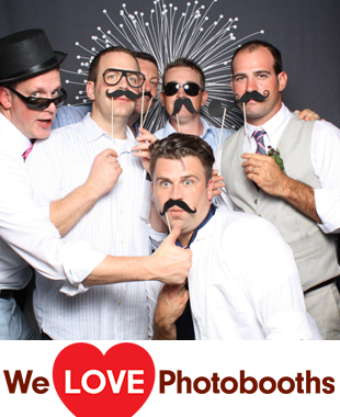 Lambertville Boat Club Photo Booth Image