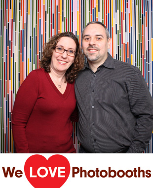 NY Photo Booth Image from My Kitchen Restaurant in Forest Hills, , NY
