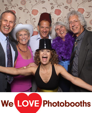 Rosmarin's Day Camp Photo Booth Image