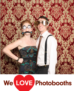 Oakside Mansion Photo Booth Image