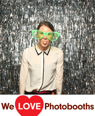 David H. Koch Theatre Photo Booth Image