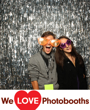 NY Photo Booth Image from David H. Koch Theatre in NY, NY