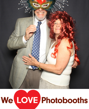 Raphael Winery Photo Booth Image